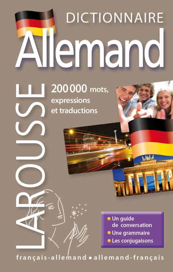 Dictionnaire Larousse De Poche ; Francais-Allemand / Allemand-Francais