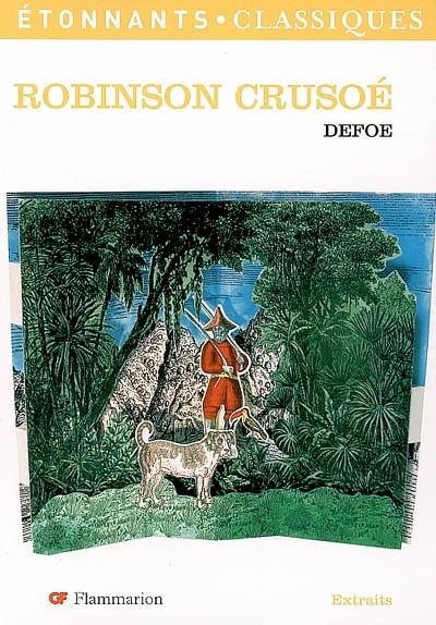 Robinson crusoe - - nouvelle couverture