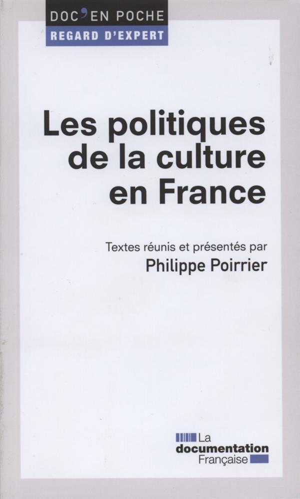 Les politiques de la culture