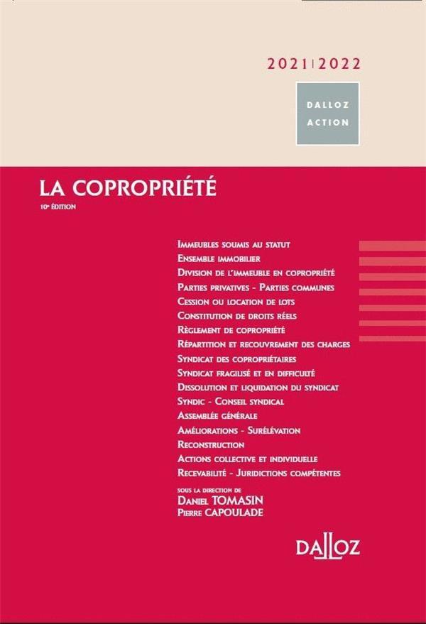 La copropriété (édition 2021/2022)