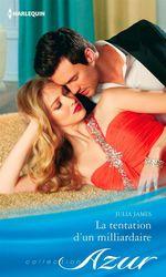 Vente EBooks : La tentation d'un milliardaire  - Julia James