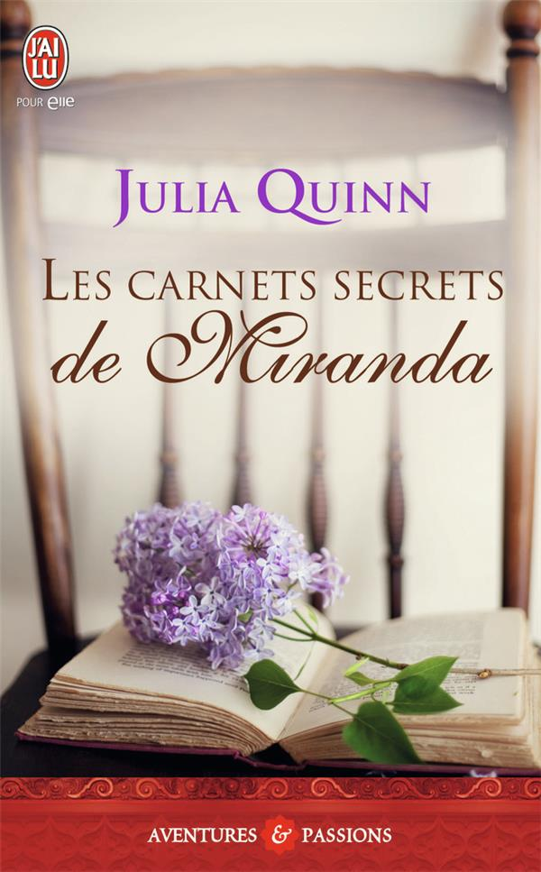Les carnets secrets de Miranda