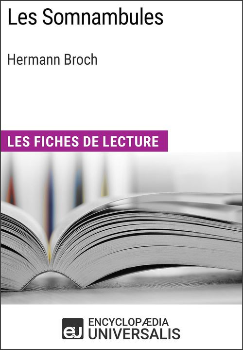 Les Somnambules d'Hermann Broch