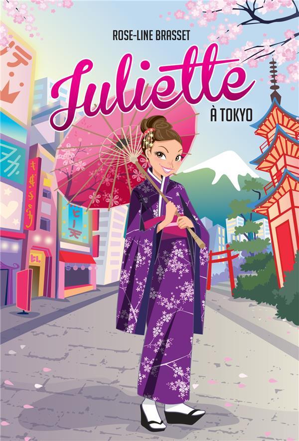 JULIETTE T.13  -  JULIETTE A TOKYO BRASSET, ROSE-LINE