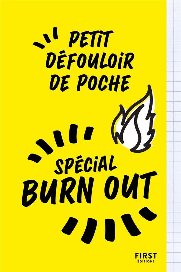Petit défouloir de poche : spécial burn out