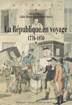 Vente Livre Numérique : La République en voyage  - Pierre Serna - Gilles Bertrand