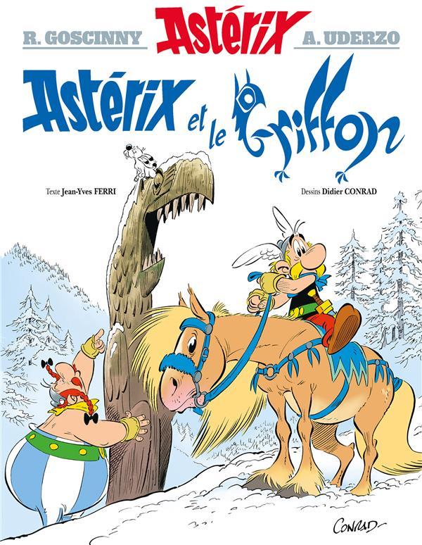 Astérix t.39 ; Astérix et le griffon