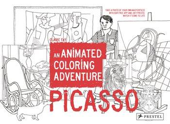 Picasso ; an animated coloring adventure