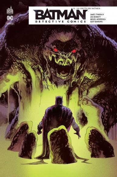 Batman - detective comics t.6 ; la chute des Batmen