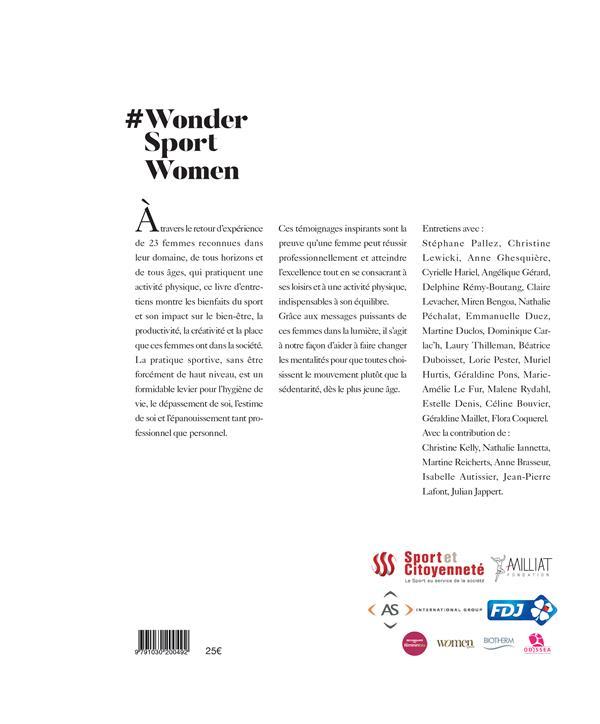 #wonder sport women