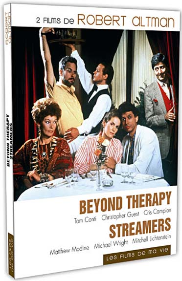 Beyond Therapy + Streamers