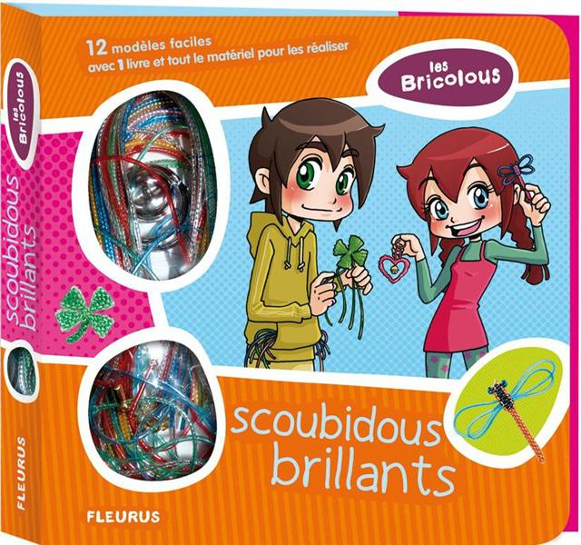 Scoubidous Brillants