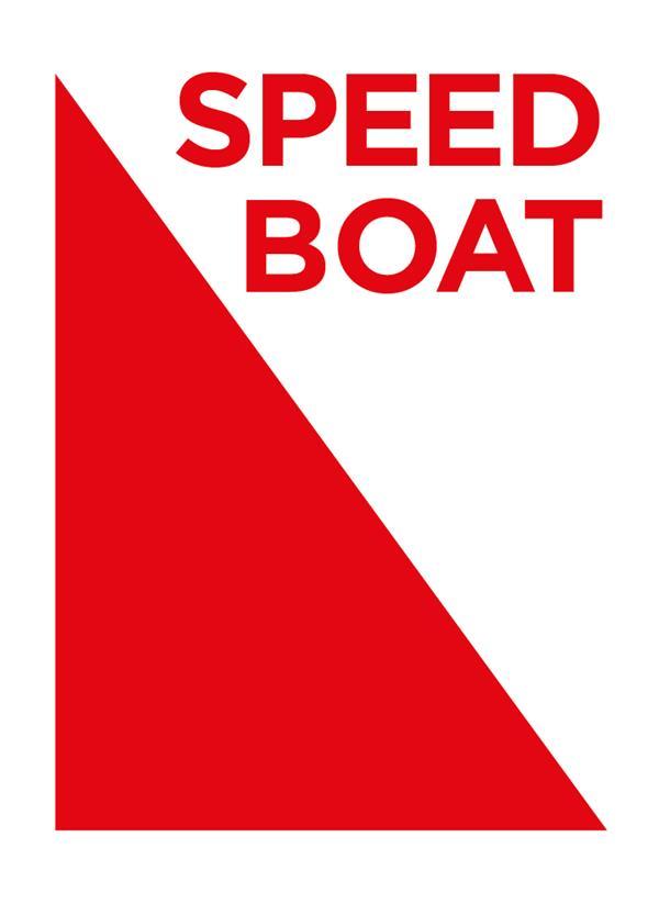 Speedboat ; manifeste pour une littérature révolutionnaire et illimitée