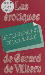 Les confessions de Dominique  - Vladimir Arapoff - Collectif