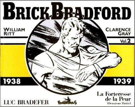 Brick Bradford T.2 ; 1938-1939