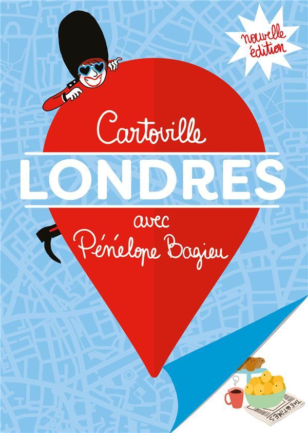 Londres avec Pénélope Bagieu (édition 2021)