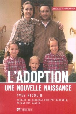 l'adoption, une nouvelle naissance