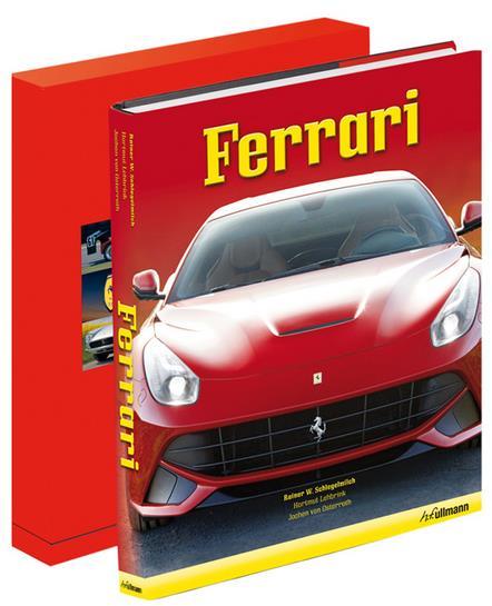 Ferrari ; l'édition anniversaire ; coffret