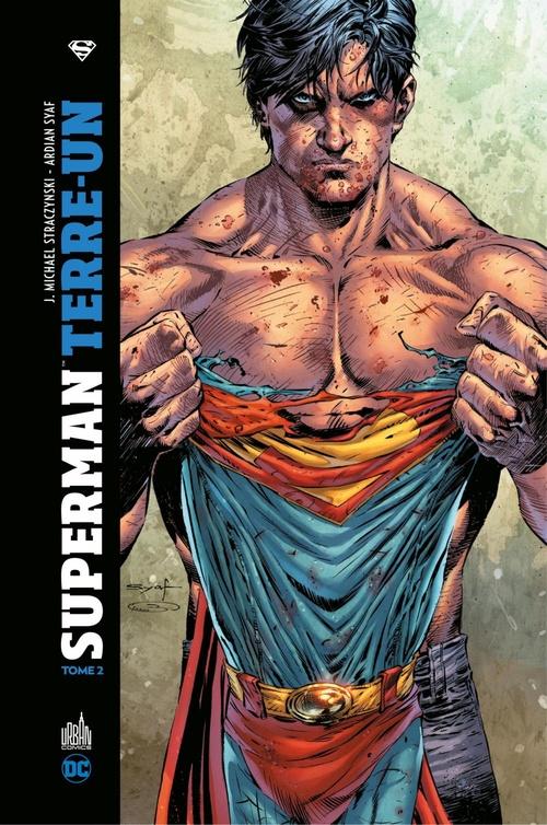 Superman terre-un t.2  - Joe Michael Straczynski  - Joe Michael Strasczynski  - Ardian Syaf  - Shane Davis
