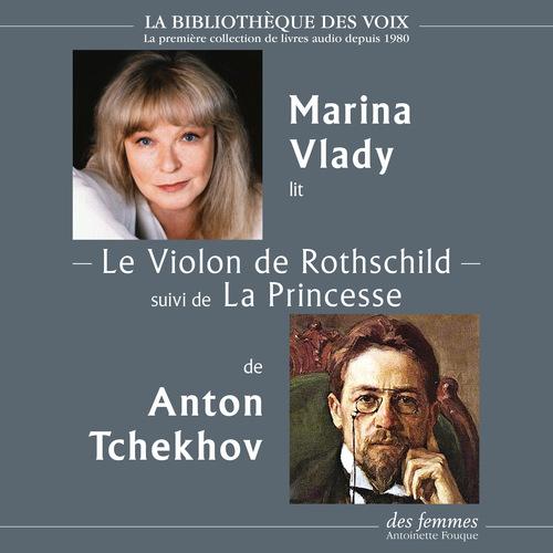 Vente AudioBook : Le Violon de Rothschild, suivi de La Princesse  - Anton Tchekhov