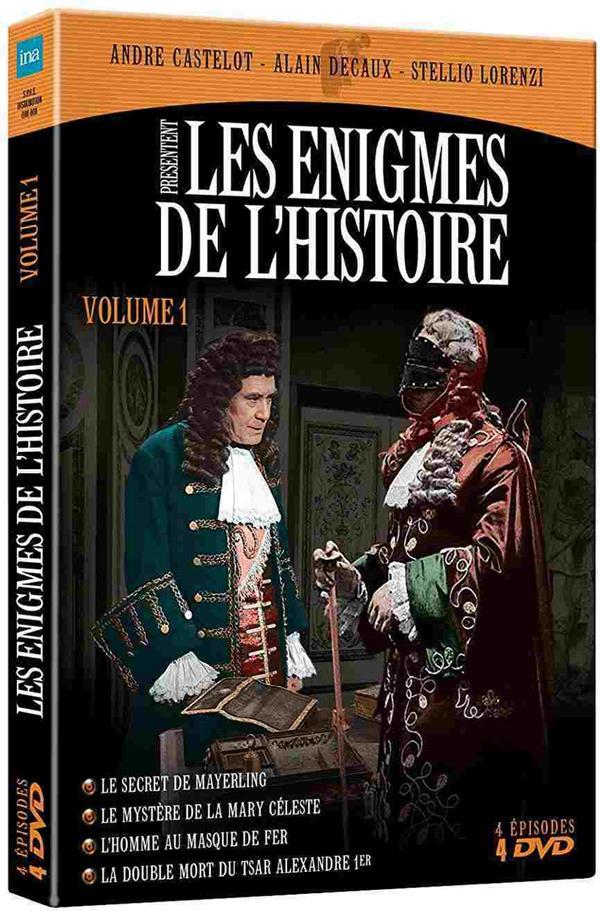 Les Énigmes de l'Histoire - Volume 1