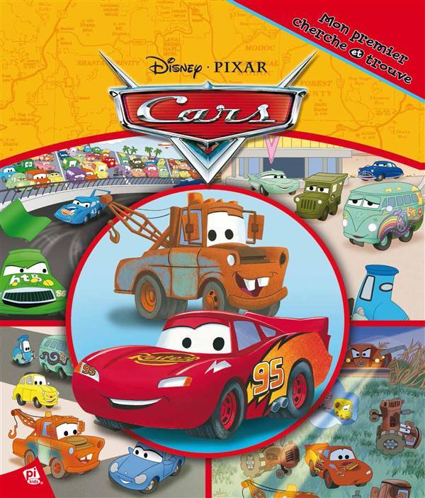 Mon premier cherche et trouve ; Cars