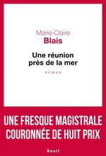 Vente Livre Numérique : Une réunion près de la mer  - Marie-Claire Blais