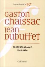 Les Cahiers De La NRF ; Correspondance 1946-1964