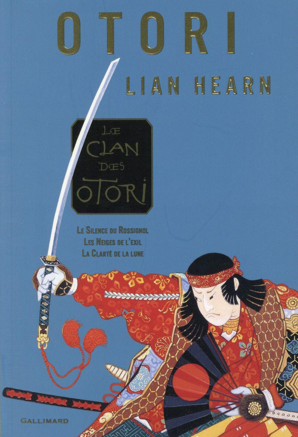 Le clan des Otori ; INTEGRALE T.1 A T.3 ; le clan des Otori