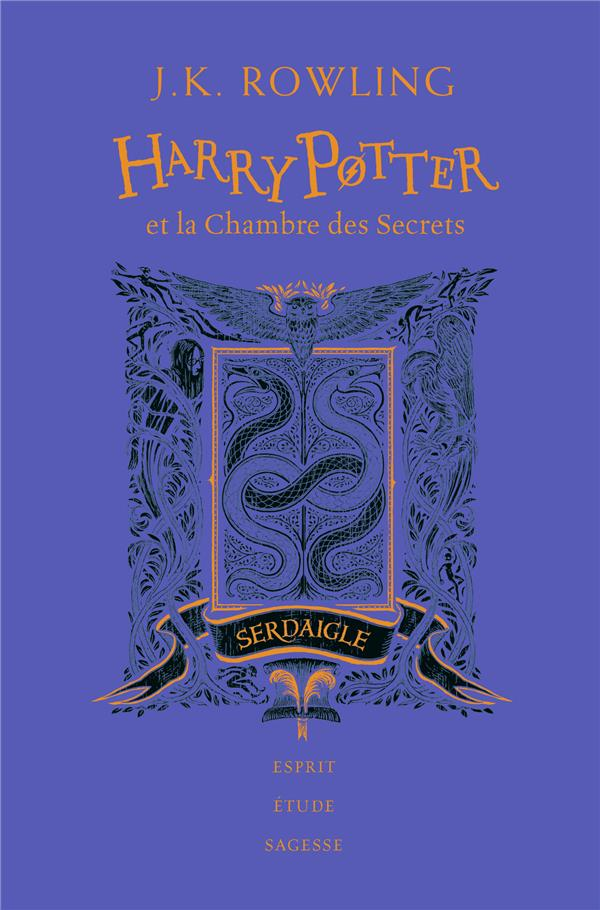 Harry Potter T.2 ; Harry Potter et la chambre des secrets