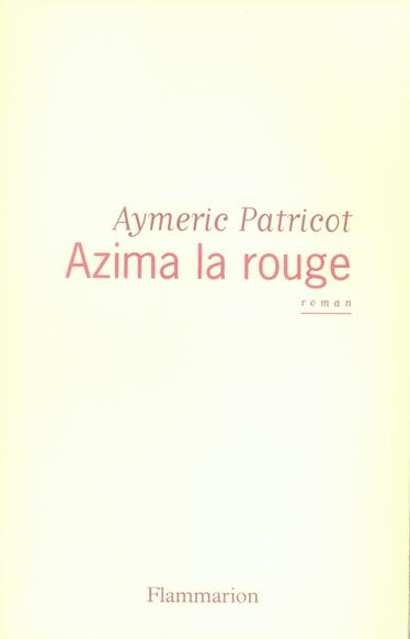 Azima la rouge