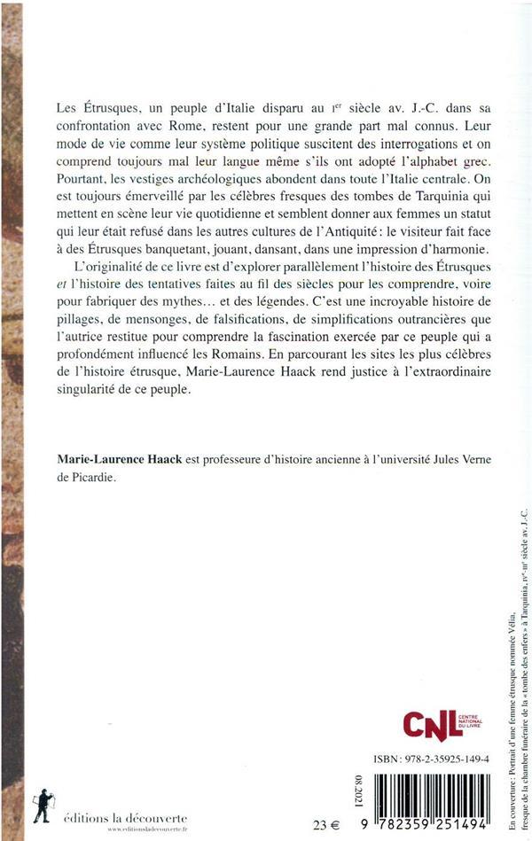 à la découverte des Etrusques