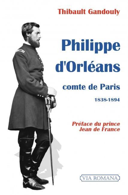 Philippe d'Orléans, comte de Paris ; 1838-1894