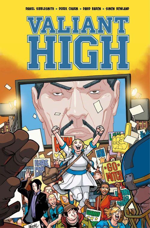 Valiant High