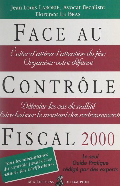 Face au contrôle fiscal
