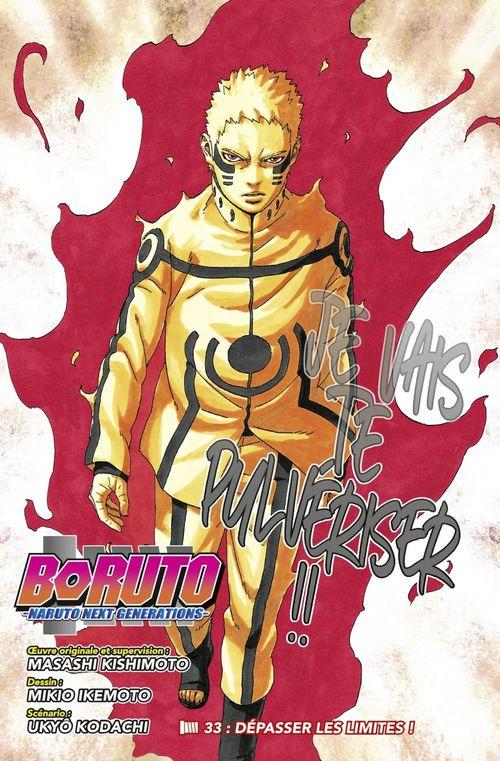 Boruto - Naruto next generations -, tome