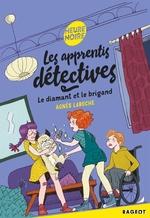 Vente Livre Numérique : Les apprentis détectives - Le diamant et le brigand  - Agnès Laroche