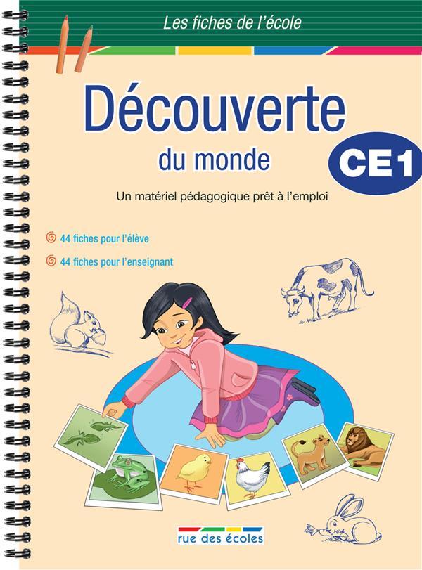 Ce1 Decouvertes Du Monde