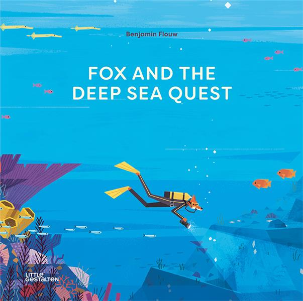Fox and the deep sea quest