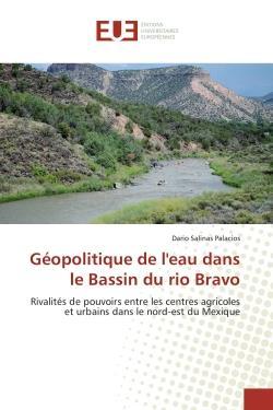 Géopolitique de l'eau dans le bassin du rio Bravo ; rivalités de pouvoir entre les centres agricoles et urbains dans le nord-est du Mexique