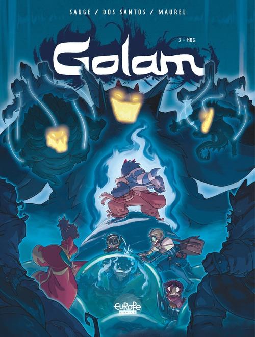 Golam - Volume 3