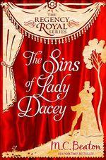 Vente Livre Numérique : The Sins of Lady Dacey  - Beaton M C