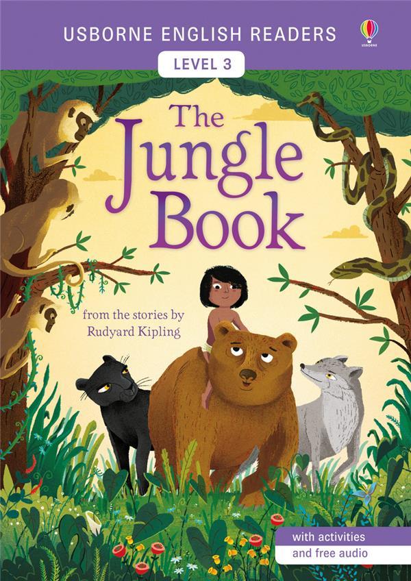 The jungle book ; level 3