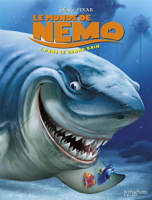 le monde de Némo ; dans le grand bain