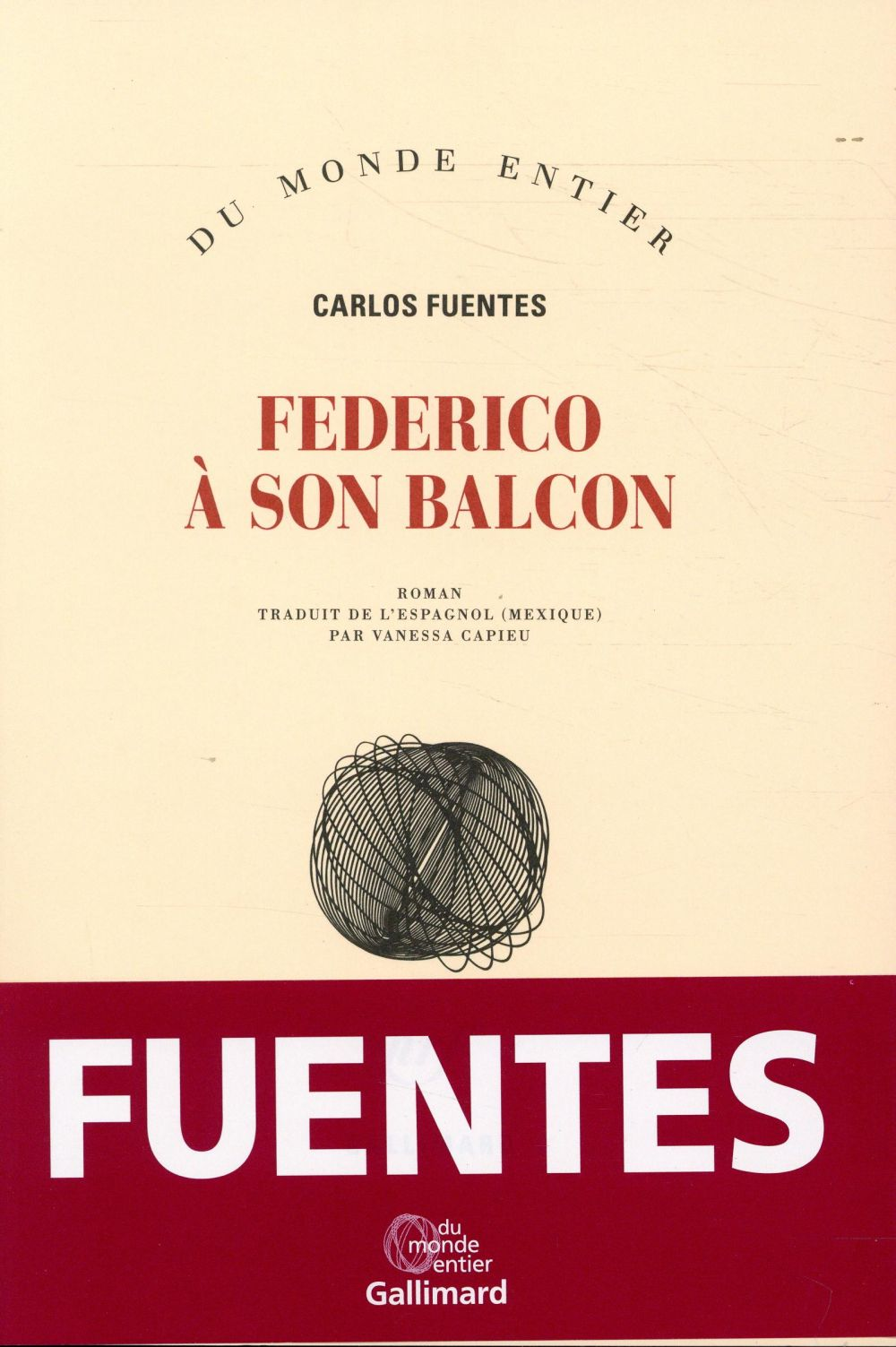 Federico à son balcon