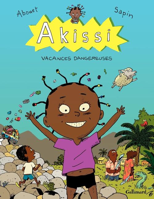Akissi (Tome 3) - Vacances dangereuses