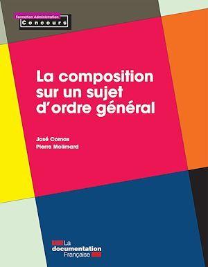 La composition sur un sujet d'ordre général (édition 2015)