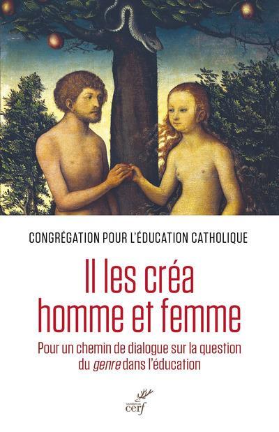 IL LES CREA HOMME ET FEMME