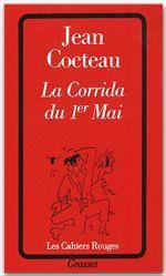 Vente Livre Numérique : La corrida du 1er mai  - Jean Cocteau