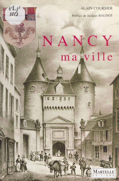 Nancy ma ville
